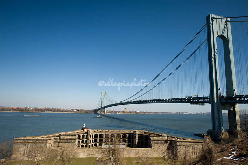 Verrazzano Bridge, Staten Island