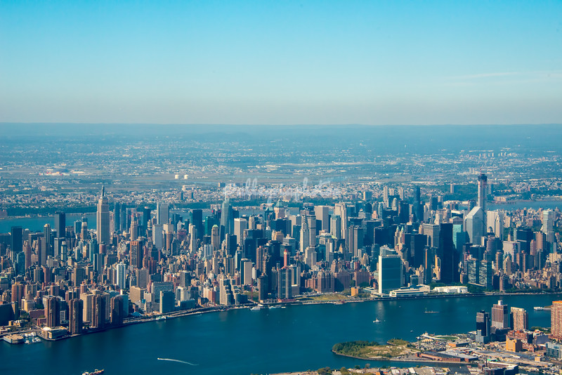 Midtown Manhattan and United Nations, New York City