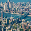 Brooklyn and Manhattan Bridges, New York City
