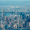 Midtown Manhattan and Empire State Building, New York City