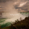 NIagara Falls. Horseshoe Falls taken from the Canadian side.