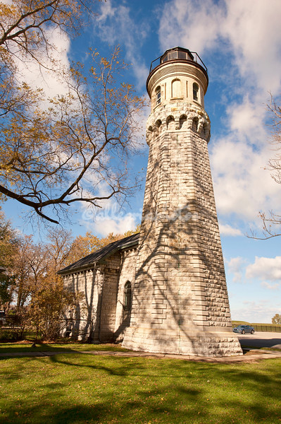 The Lighthouse at Fort Niagara