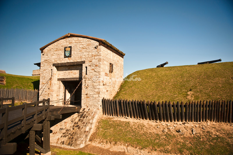 Fort Niagara, Gate of Five Nations