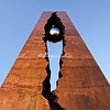Tear Drop Memorial, Bayonne, New Jersey