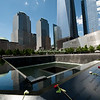 New York City, One World Trade Center, Reflecting Pools