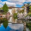 Chinese Scholars Garden, Snug Harbor, Staten Island, New York City