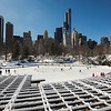The Ice-rink in Central Park