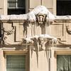 Icicles and architecture
