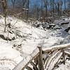 A Snowy Gully, Central Park