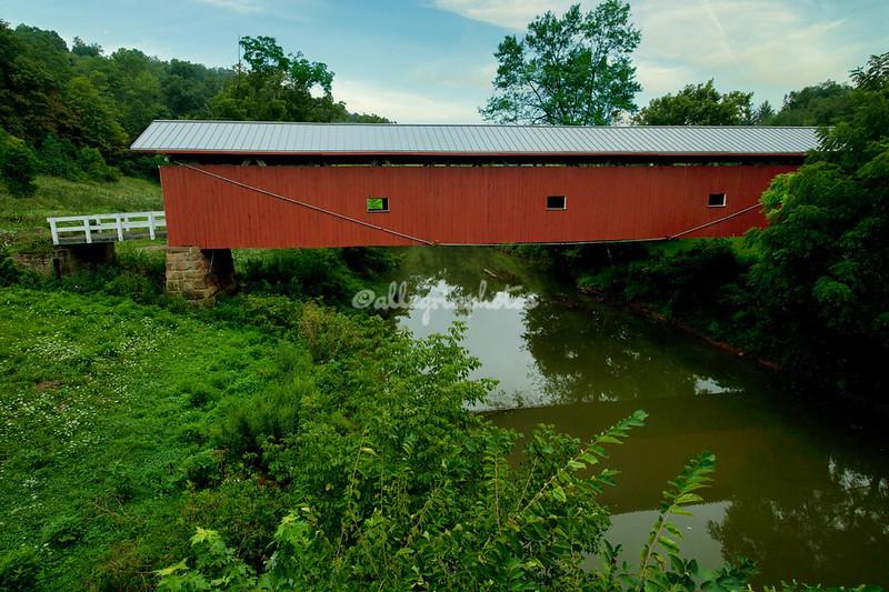 Rinard Covered Bridge, Ohio