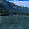 Cascade Locks, Columbia River Gorge, Oregon