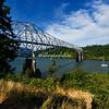 Bridge of the Gods, Columbia River, Oregon