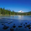 Frog Lake and Mt Hood, Oregon