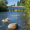 Goodpasture Covered Bridge, Oregon