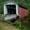 Hills covered bridge, Ohio