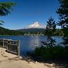 Mt Hood and Trillum Lake, Oregon