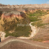 Badlands, South Dakota