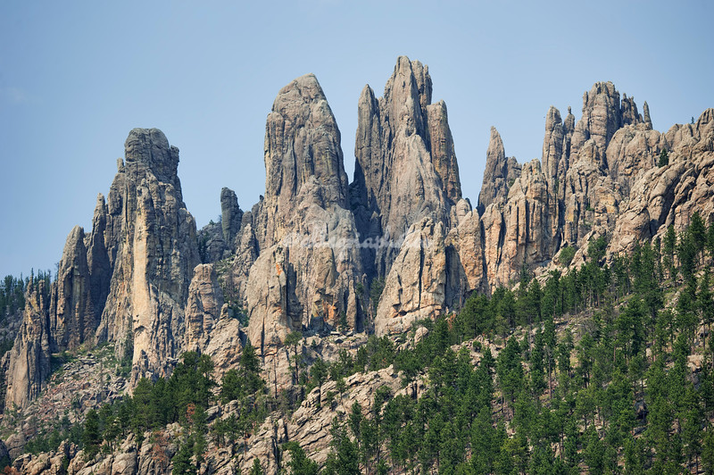 The Needles, South Dakota