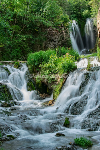 Roughlock Falls, Spearfish Canyon, South Dakota