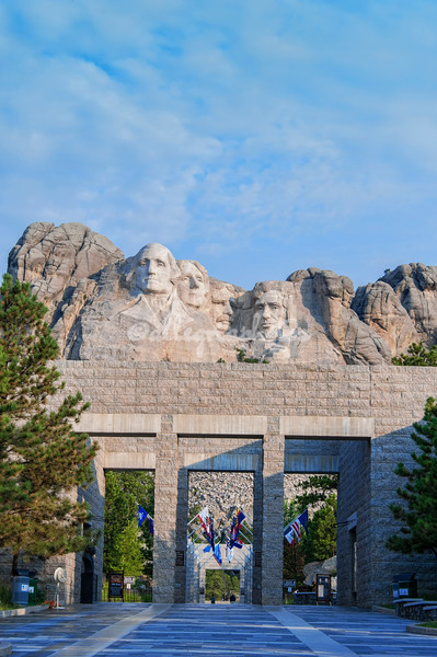 Mt Rushmore, South Dakota