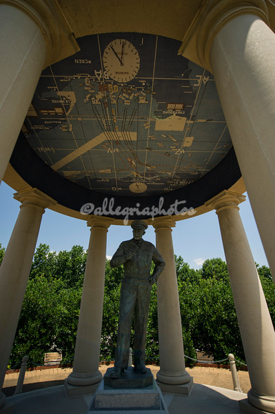 D Day Memorial, Bedford, Virginia