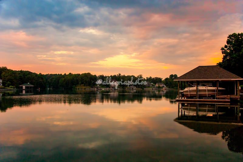 Smith Mountani Lake, Virginia