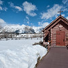 Chapel of Transfiguration, Tetons