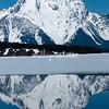 Mount Moran, Tetons
