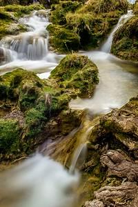 De vasques en cascades
