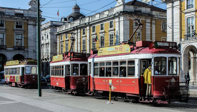 Praça do Comércio, Lisboa, 2012