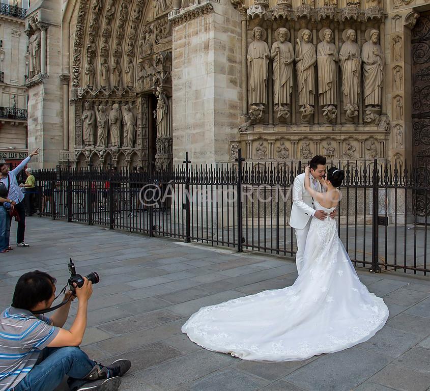 Notre Dame de Paris, 2016