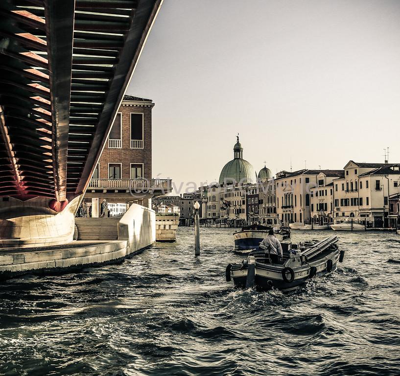 Grande Canal, Veneza, 2012