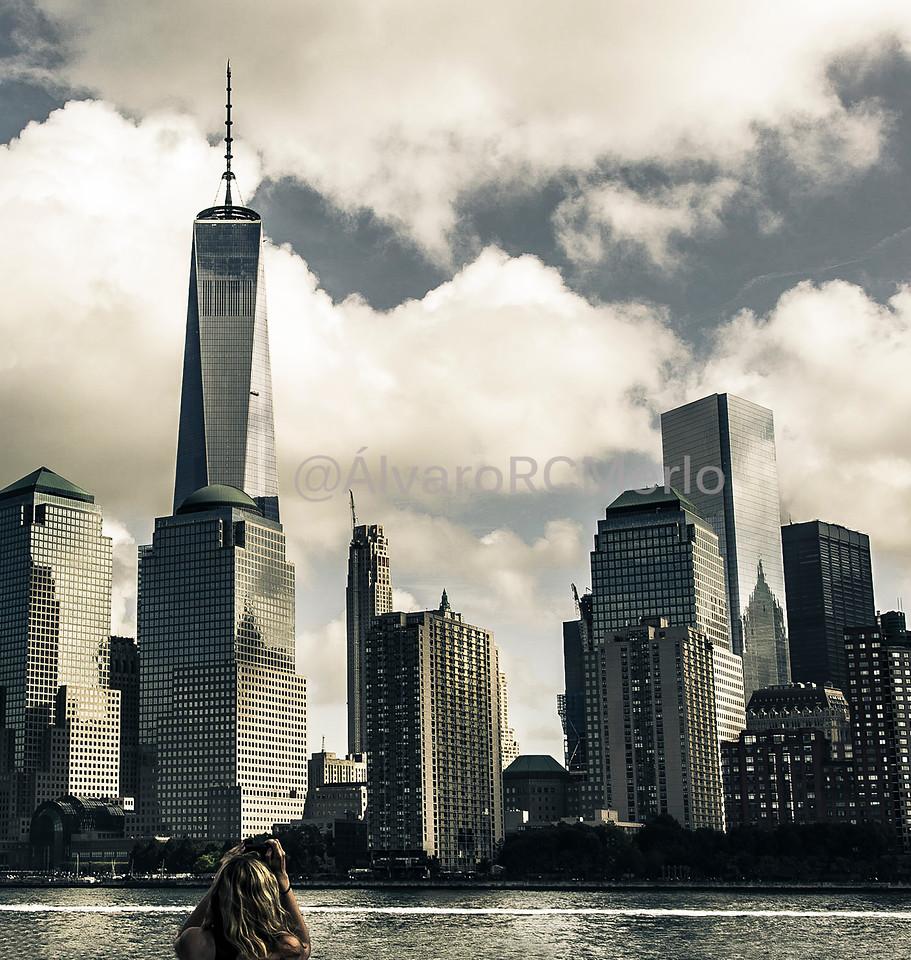 New York, 2015