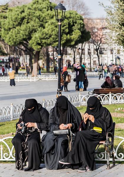 Hipódromo de Constantinopla, Istambul, 2015.
