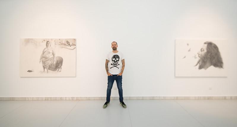Juanjo Martinez Canovas Plague & Metamorphosis