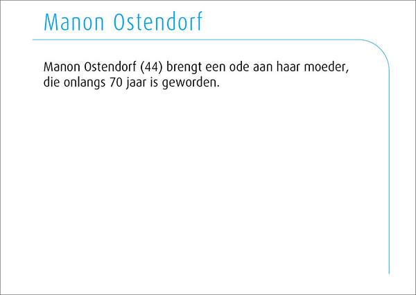 Manon Ostendorf 2014