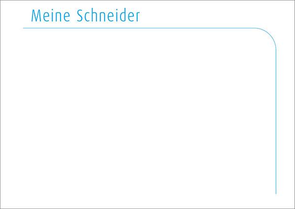 Meine Schneider 2014