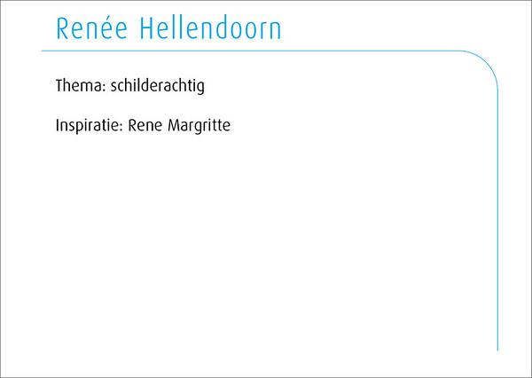 Renee Hellendoorn 2014