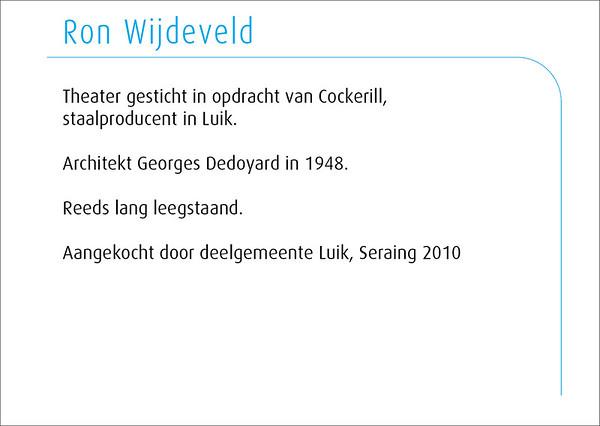Ron Wijdeveld 2014