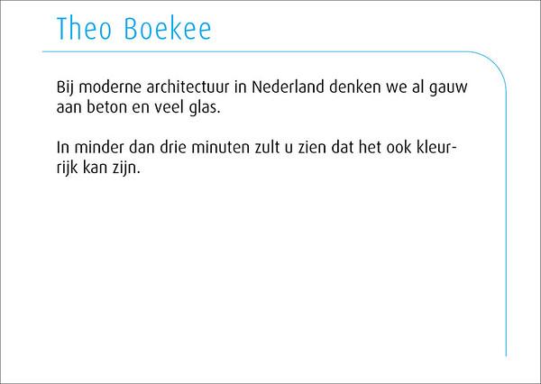 Theo Boekee 2014