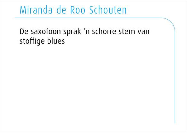 Miranda de Roo Schouten 2016