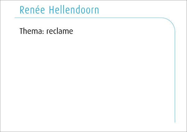 Renée Hellendoorn 2016