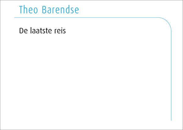 Theo Barendse 2016