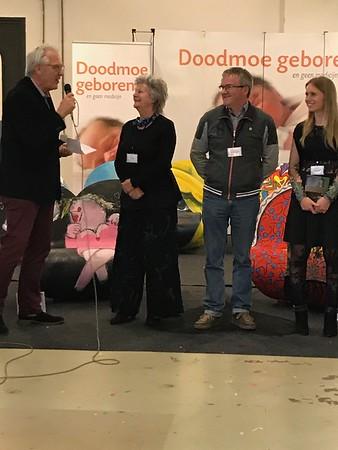 Uitreiking Hoofdprijs All about Art Eindhoven