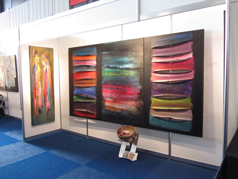 Expo in Ahoy in Rotterdam