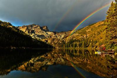 Mountain Spectra