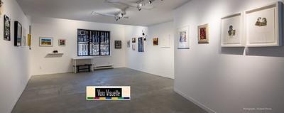 Remerciements aux artistes inscrits pour l'échange. Nous nous retrouvons demain à #VoixVisuelle pour une soirée conviviale en présence de : Raymond Aubin Cécile Boucher Frances Caswell-Routhier...