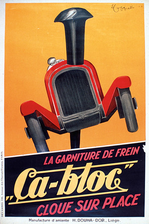 100 d'affiches d'automobile_ 9091