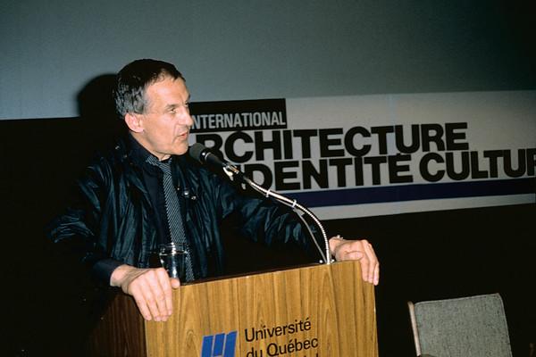 Colloque: Architecture et identité culturelle_ 8283
