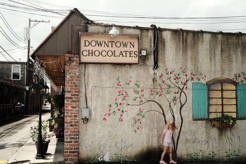 downtown chocolates